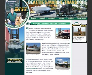 Beattie's Marine Transport