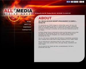All Media Design Group