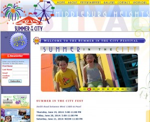 Summer in the City Fest